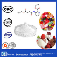 99.8% Purity CAS 22839-47-0 Bulk Powder Aspartame Sweetener