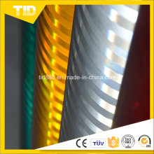 Solid White Retroreflective Tape Comply with En12899 for Trailer