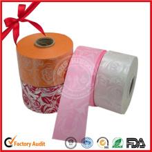 Heißer Verkauf Ostern Ribbon Dekoration Ribbon Roll