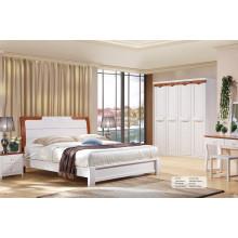 Meubles modernes en chambre à coucher en bois