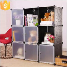 DIY Storage Cube, Wall Cube Storage, Home Storage (FH-AL0033-6)