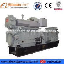 heißer verkauf 750kw MWM marine diesel generator preis