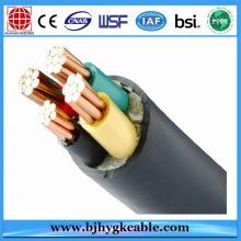 0.6/1kV 4X120mm armored cable