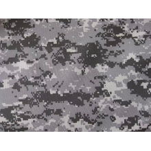 Digital Camouflage Printing 600d Oxford Fabric for Military Bags