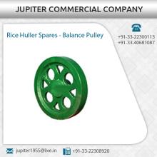 Larga duración de calidad Rice Huller Máquina de repuesto disponible a un precio asequible