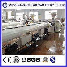 Linha de extrusora de tubos M-PVC