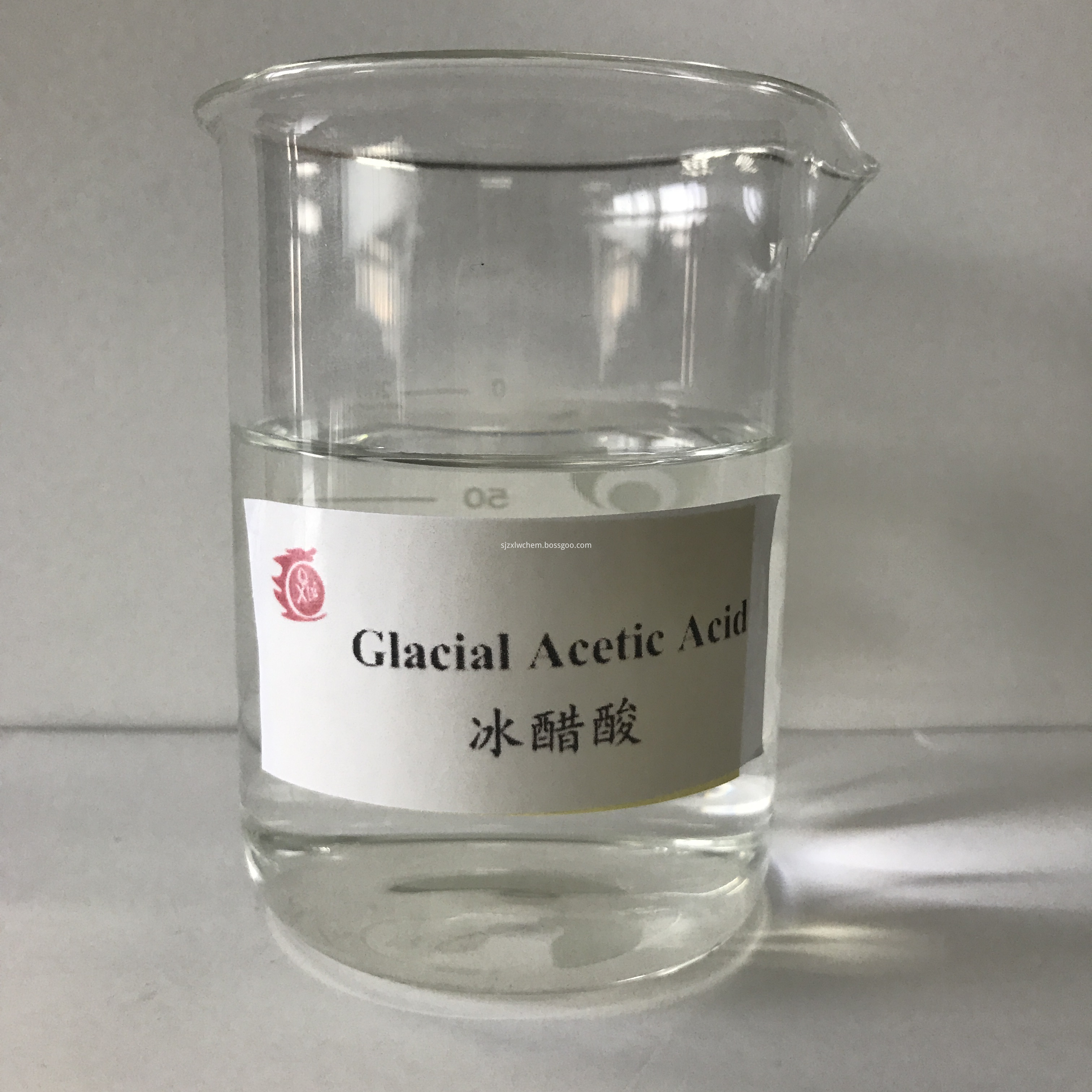 Glacial Aceitic Acid From White Vinegar