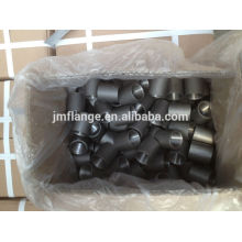 DIN2986 black steel pipe socket