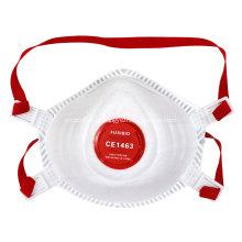 Forma de copo de máscara de proteção FFP3 com Ventile CE