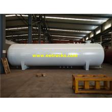 50000リットル25トン水平液体アンモニアタンク
