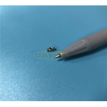 Micro-fabrication de pièces à baïonnette pour appareils photo SLR optiques