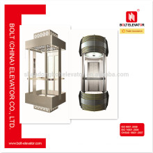 Ascenseur d'ascenseur de verre Bolt Passenger Ascenseur