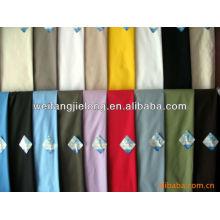 T80 / C20 45X45 133 * 72 tela blanca de la camisa