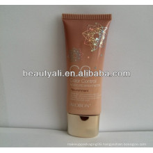 Beauty empty plastic tube