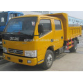 Dongfeng duolika mini camion benne basculante