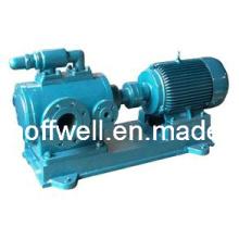 3GBW pour l'asphalte / Bitument Heat Insulation Triple vis pompe