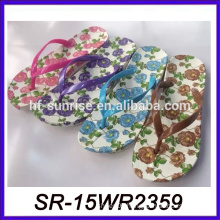 new outdoor home slipper plastic slipper import slipper china