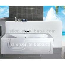 Стандартная ванна для инвалидов и пожилых людей