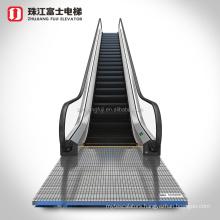 China ZhuJiangFuJi Brand floor cost escalation clause job escalator mall escalator