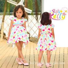 Baby Wear Girl Dress, 2014 Child Wear Kids Clothing