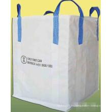 PP Big Bag (para arena, material de construcción, químicos, fertilizantes, harina, azúcar, etc.)