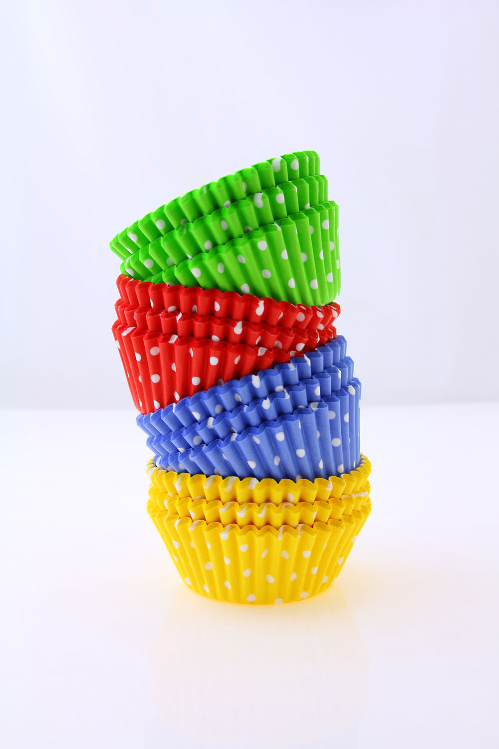 Colorful Dot Baking Cup