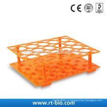 Пластиковая многофункциональная стойка для центрифуги 50 мл / 15 мл