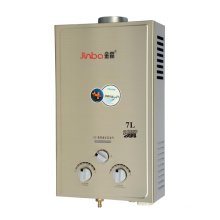 7L Low Pressure Flue Type Instant Gas Water Heater