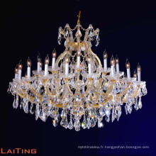 Used hotel chandelier from large hotel glass lampshade pendant lamp