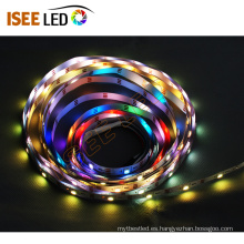 DC12V WS2815 Tira de luz LED flexible individual SPI