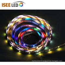 Lumière flexible de bande individuelle de SPI LED de DC12V WS2815