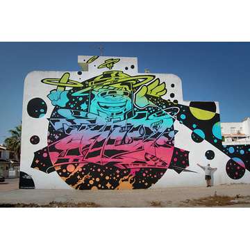 Graffiti Art Spray Paint