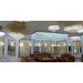 Hotel lobby cheap luxury maria theresa iluminación de araña en venta 8031
