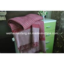 Бахромчатый шерсть броска (NMQ-WT041)