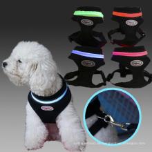 Doglemi Neueste Hund Led Produkt Mesh Puppy Pet Led Hundegeschirr