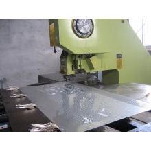 Folha de aço perfurada Oferta do fabricante Folha de metal de alumínio perorada