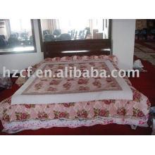 Textiles para el hogar, edredón, funda de cama, cama de algodón, cama de algodón corredor