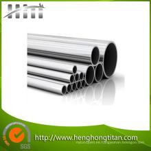 Tubería de titanio sin costura para aplicaciones industriales (ASTM B-338)