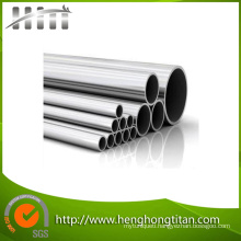 Seamless Titanium Pipe for Industrial Applicaton (ASTM B-338)