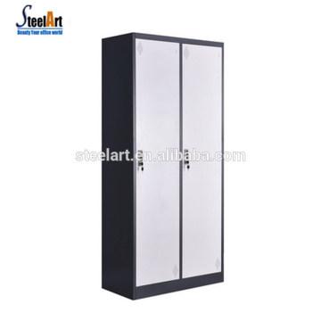 Pulverbeschichtete sechs Fächer Stahl Schließfach / Metall Schließfach