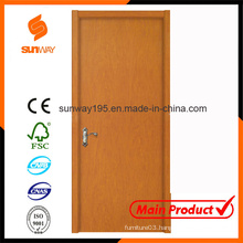 Wooden Main Door Design with Competitive Price