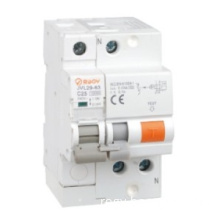 JVL29-63 Residual Current Circuit Breaker with Overcurrent Protection