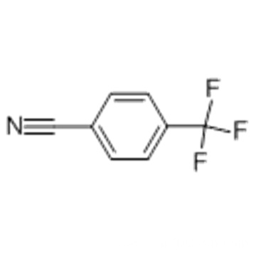 Trifluoro-p-tolunitrile CAS 455-18-5