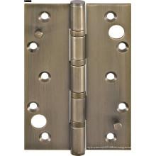 Bisagra de bisagra de hardware para puertas con 4 rodamientos de bolas