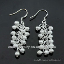 New fashion 925 silver charm Earring Jewelry Special Christmas Gifts ESA-007
