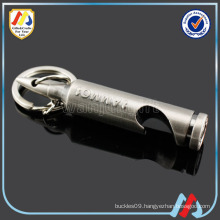 Metal Unique Blank bullet Bottle Opener Keychain