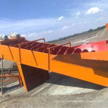 Spiral Washing Machine for Sea Sand and Silica Sand