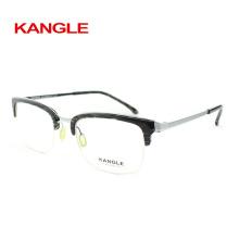 HEIßER VERKAUF NEUE Männer Azetat Brillen, Acetat kombiniert mit Metall optische Rahmen