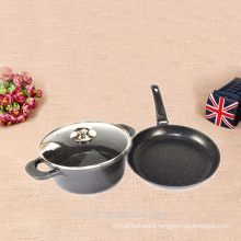 Aluminium Ceramic coating Cookware