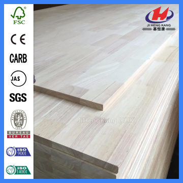 JHK- Finger Joint Board For Furniture  Sofa  Chair Material